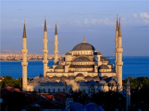 The Blue Mosque - Turkey - Updated